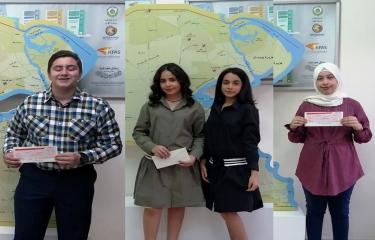 المسابقات الثقافية والعلمية بالجمعية الجغرافية الكويتية لعام 2020 - المرحلة المتوسطة