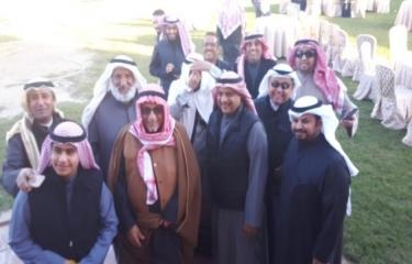 التجمع السنوي لأعضاء الجمعية بمنطقة كبد (الهجن)