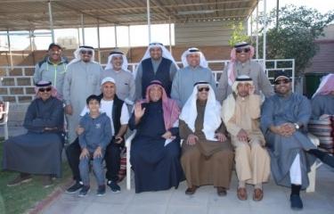 حفل غذاءلأعضاء الجمعية بمنطقة بر الجويهل ( الهجن )